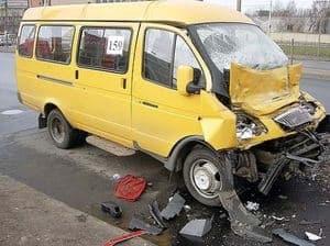 Жалоба на маршрутное такси